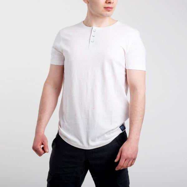 Tom Tailor fehér férfi póló
