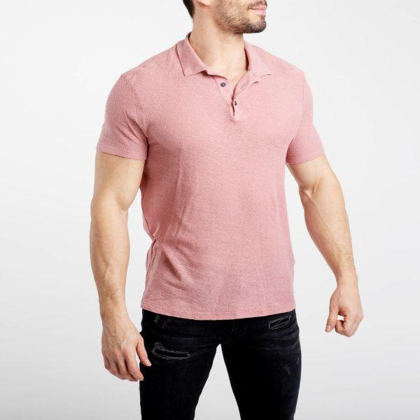 Pink póló