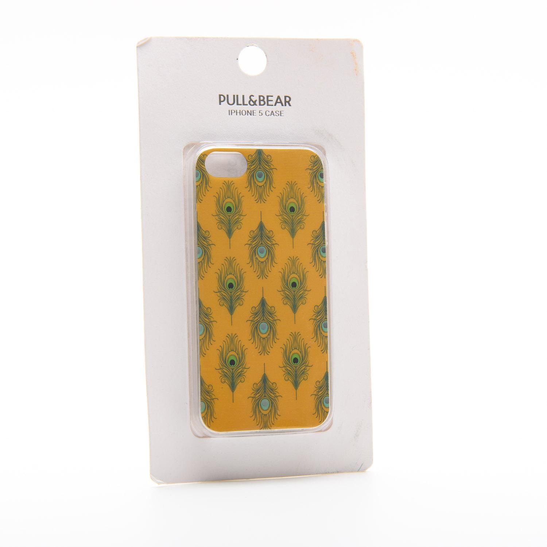 Pull&Bear iphone 5 tok - pávatoll mintás