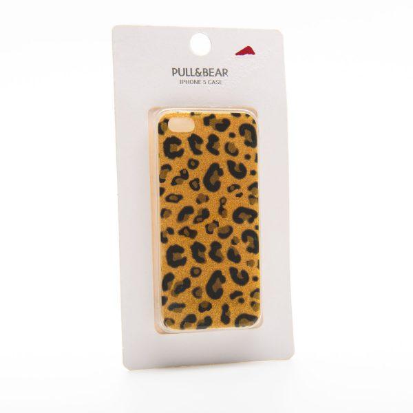 Pull&Bear iphone 5 tok - párduc mintás