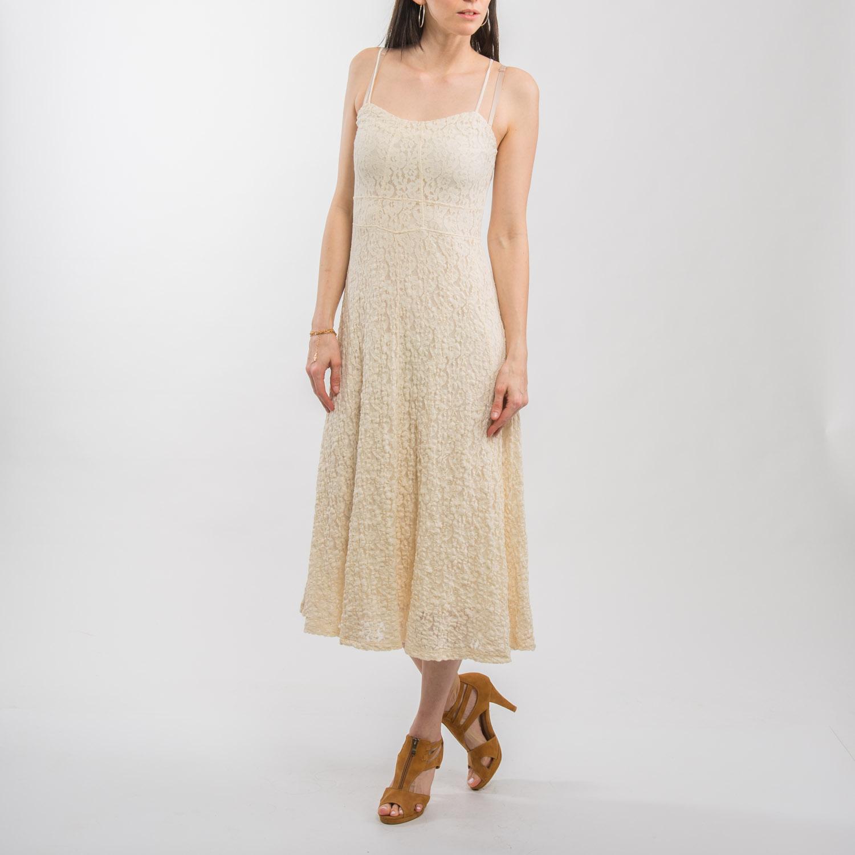 Zara fehér csipkés nyári ruha