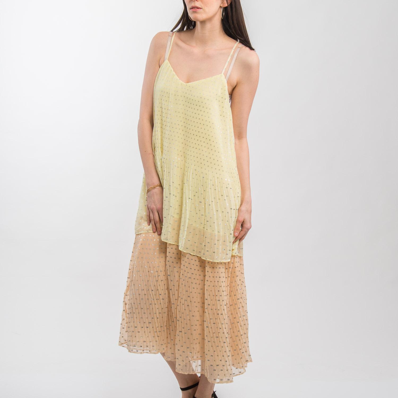 Zara pöttyös nyári ruha