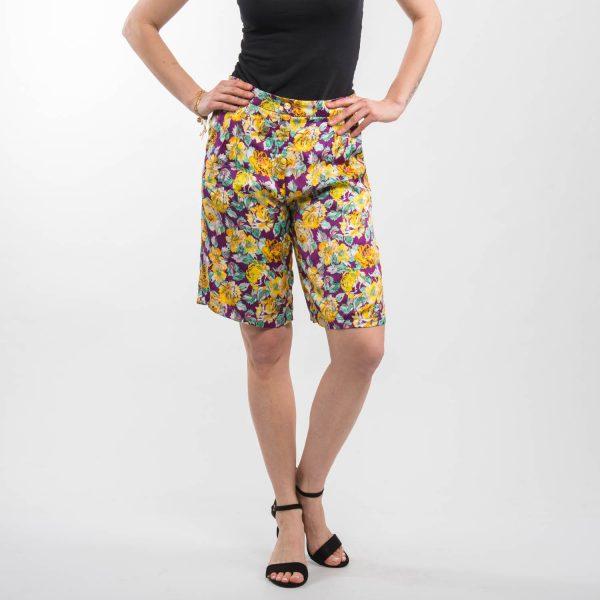 Zara virágos nadrág