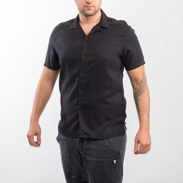 Pull&Bear fekete ing