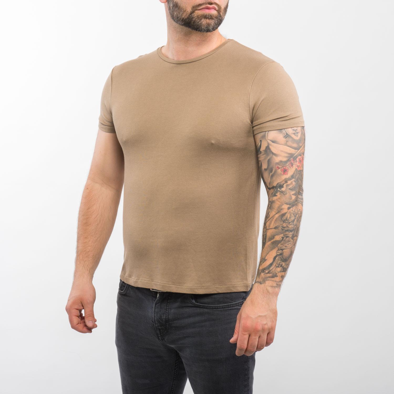 Zara Man barna póló