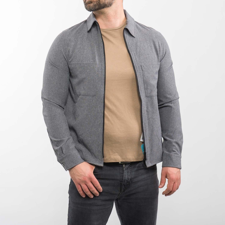 Zara Man szürke dzseki