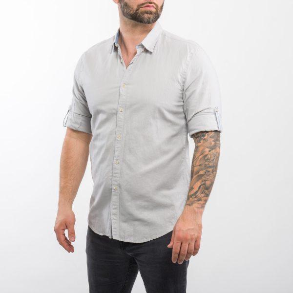 Zara Man szürke ing