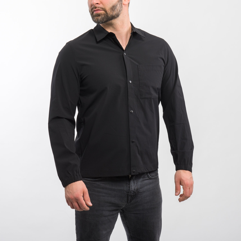 Zara Man fekete ing