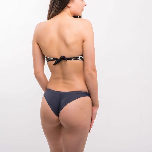 Sea 'bondue' sötét szürke bikini