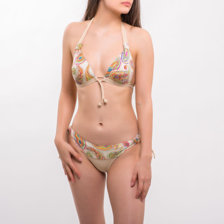 Sea bikini amőba mintás