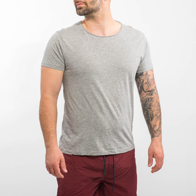 CUBUS szürker basic póló