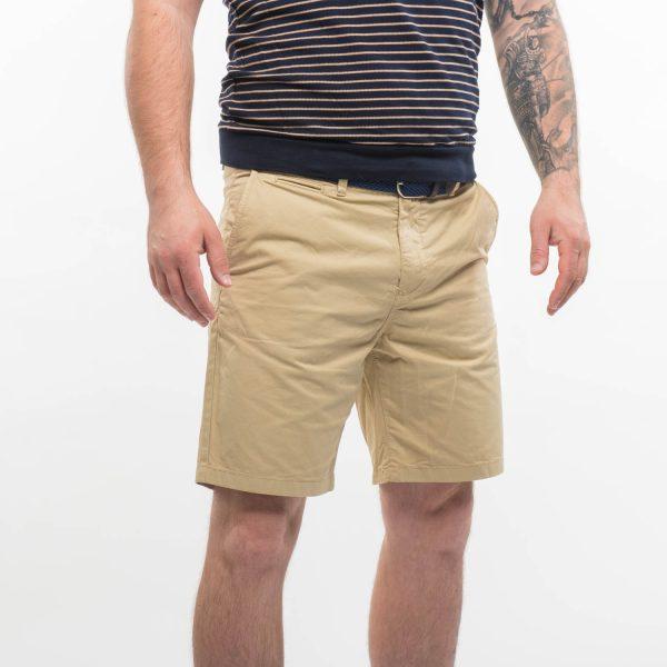 Zara Man elegáns drapp nadrág