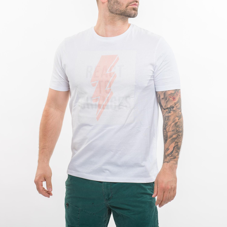 Zara Man fehér póló