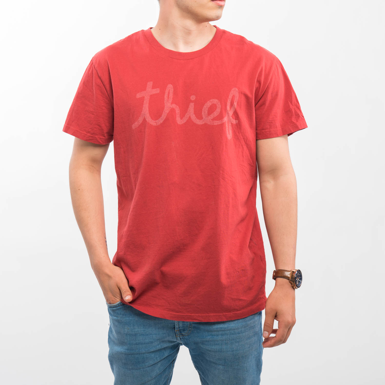 EMMETT piros póló