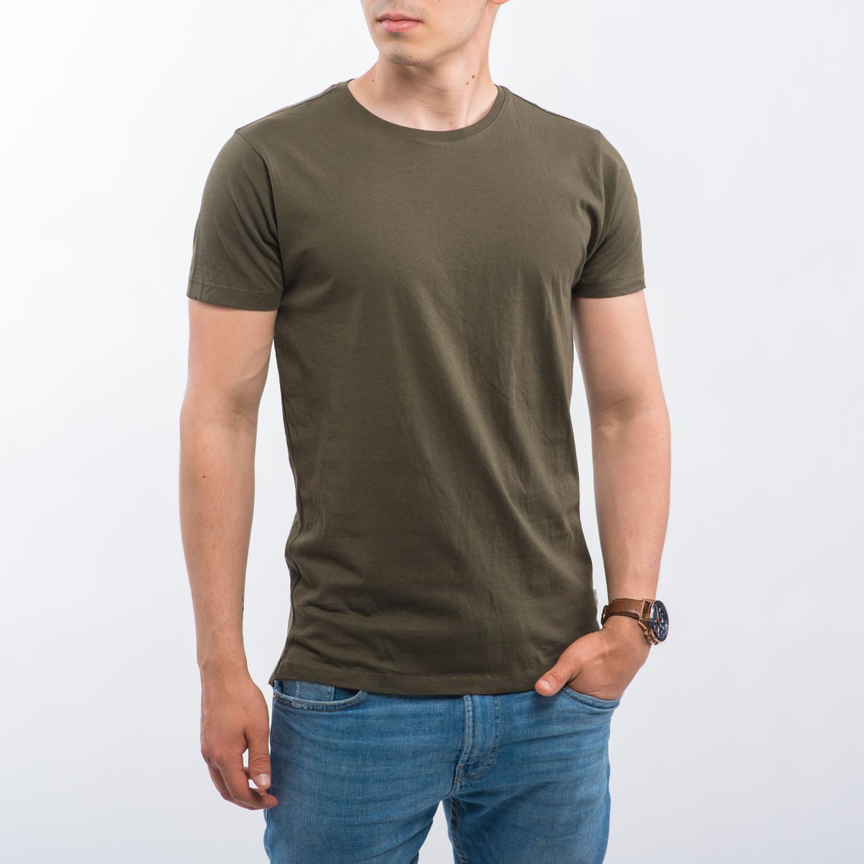 WINWIN olajzöld póló