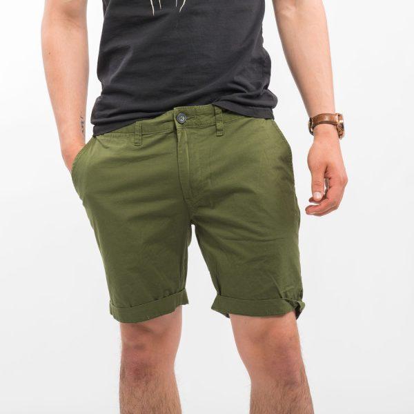 CUBUS zöld rövidnadrág