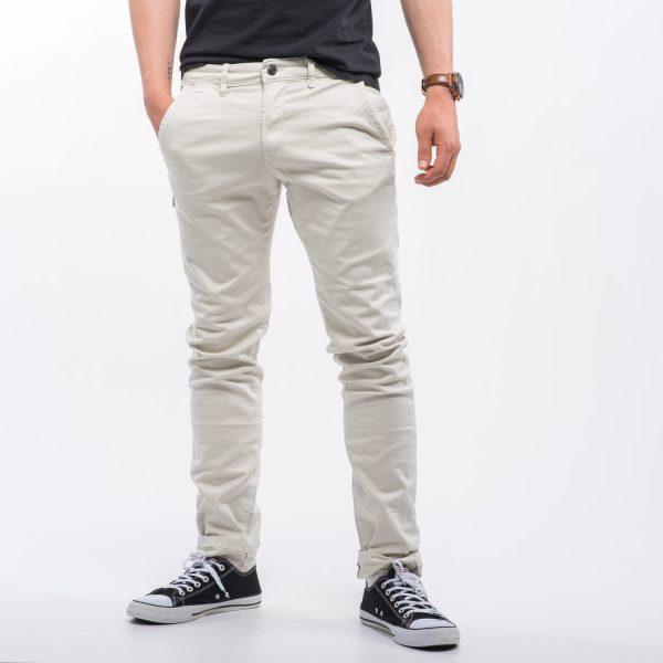 Tom Tailor 'chino' szürke nadrág