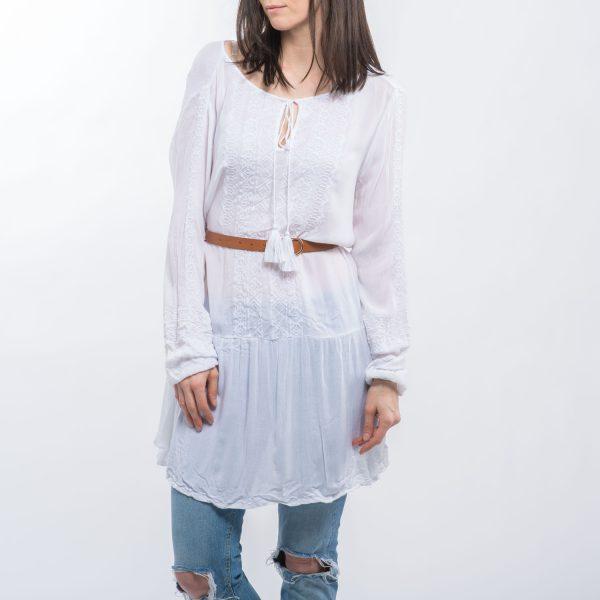 CUBUS fehér ruha