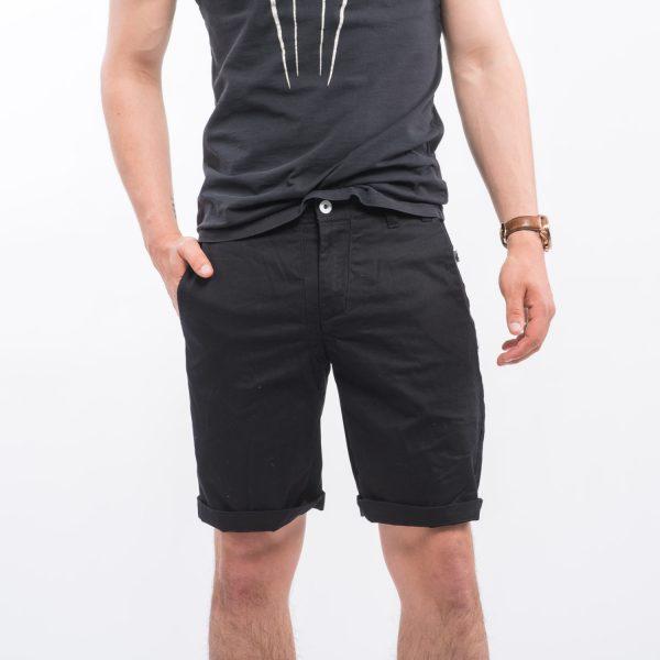 WINWIN fekete rövidnadrág