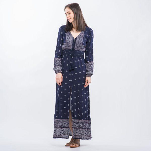 CUBUS kék ruha
