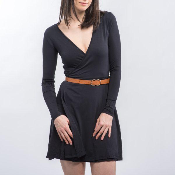 CUBUS fekete ruha
