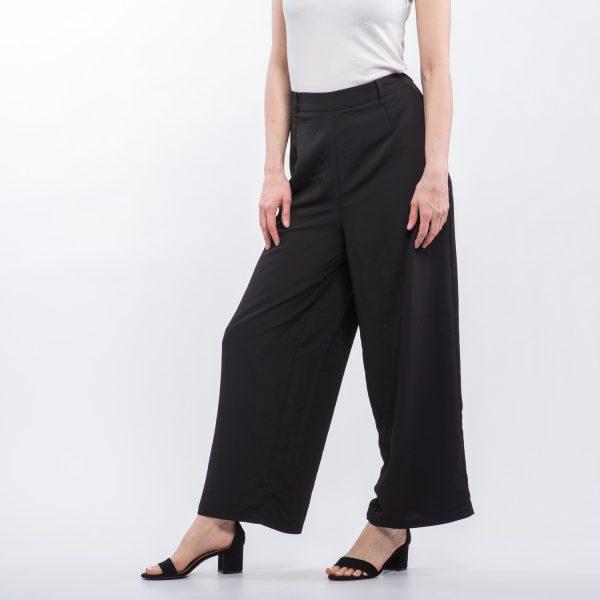 CUBUS fekete elegáns nadrág