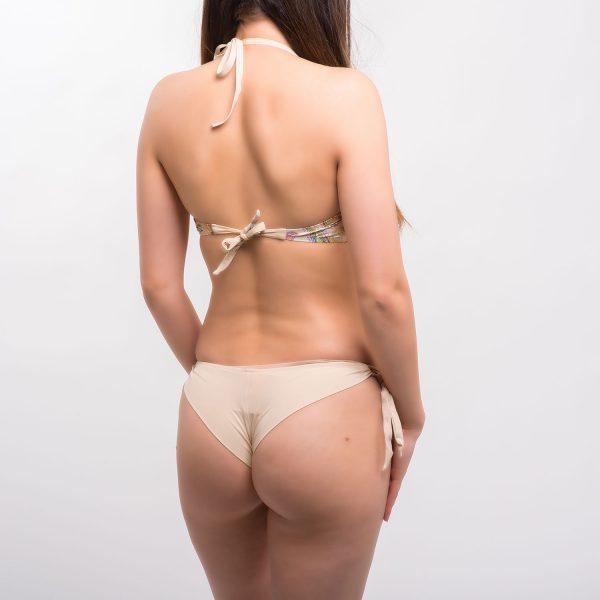 Sea amőba mintás bikini