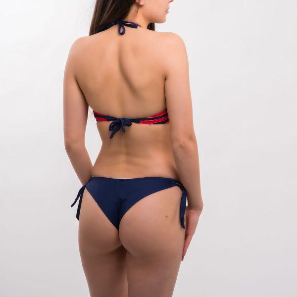 Sea 'bondue' kék-piros bikini