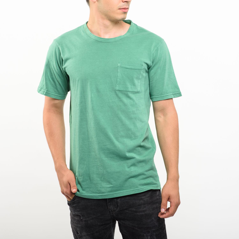 Pull&Bear zöld póló
