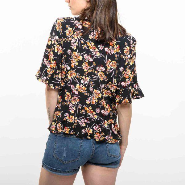 H&M virág mintás ing