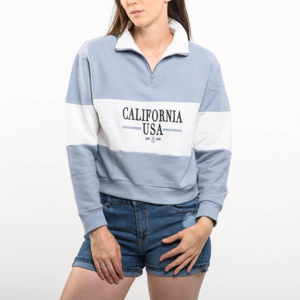 Pull&Bear 'Calirofnia' pulóver