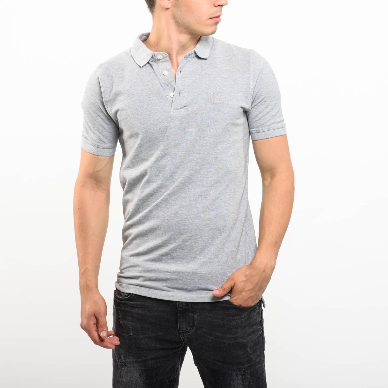 Pull&Bear szürke póló