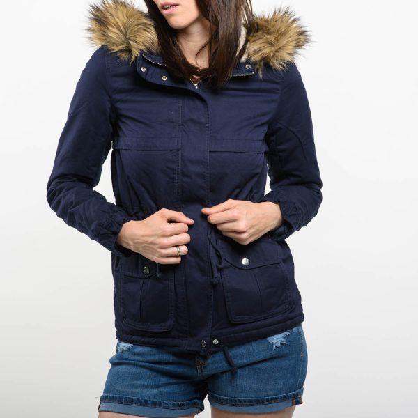 H&M kék kabát