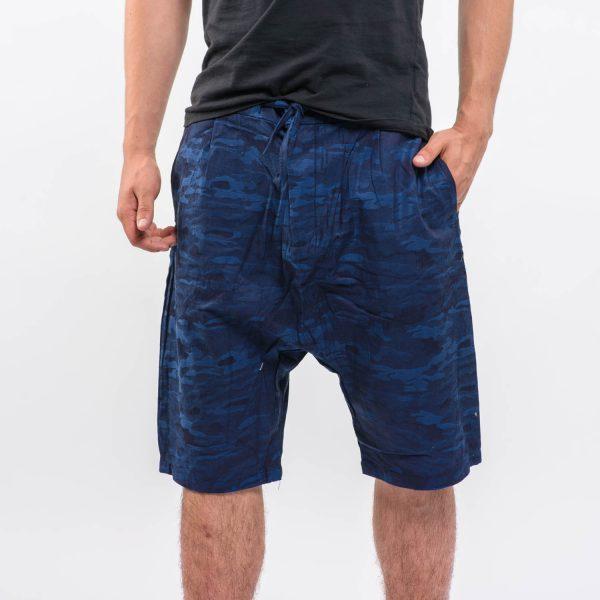 Pull&Bear kék rövidnadrág