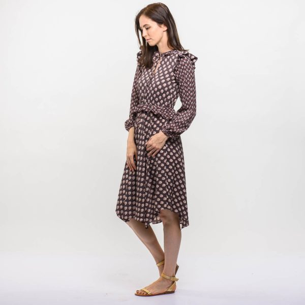 H&M barna ruha