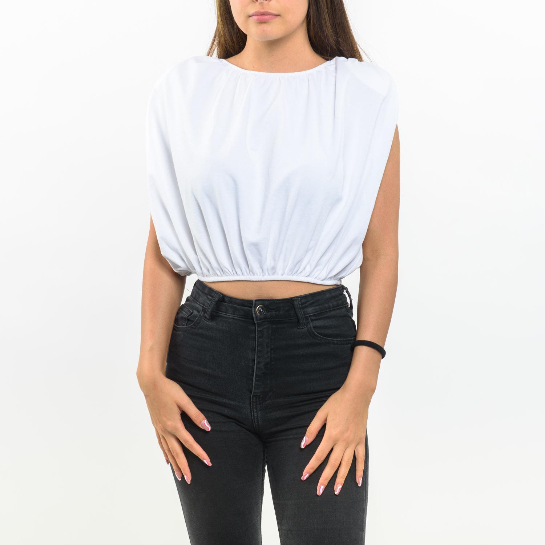 Zara fehér top