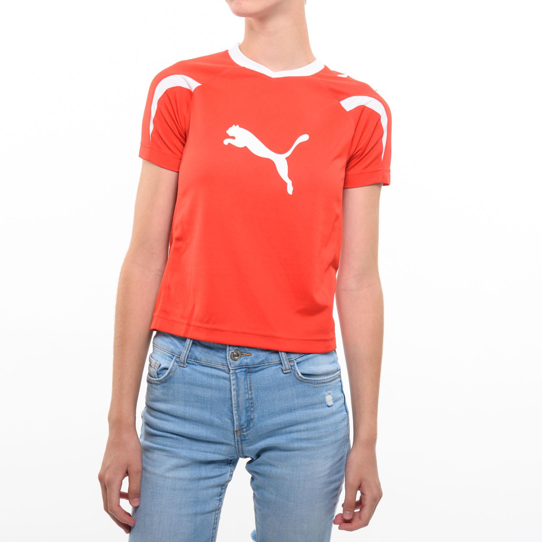 Puma piros női póló