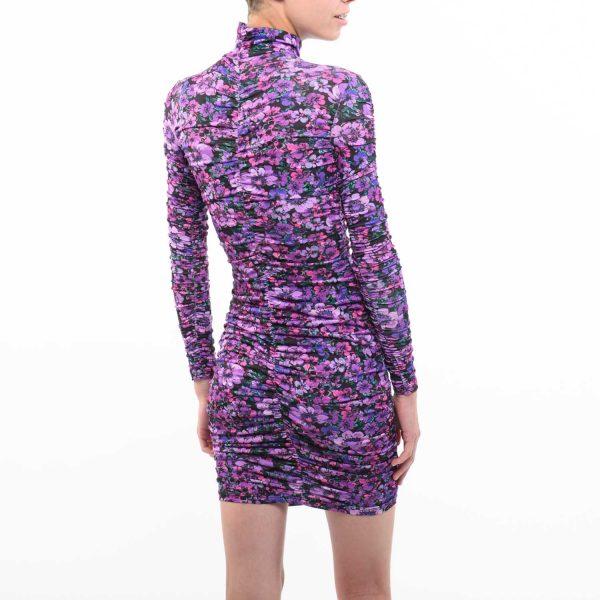 Bershka virágos ruha