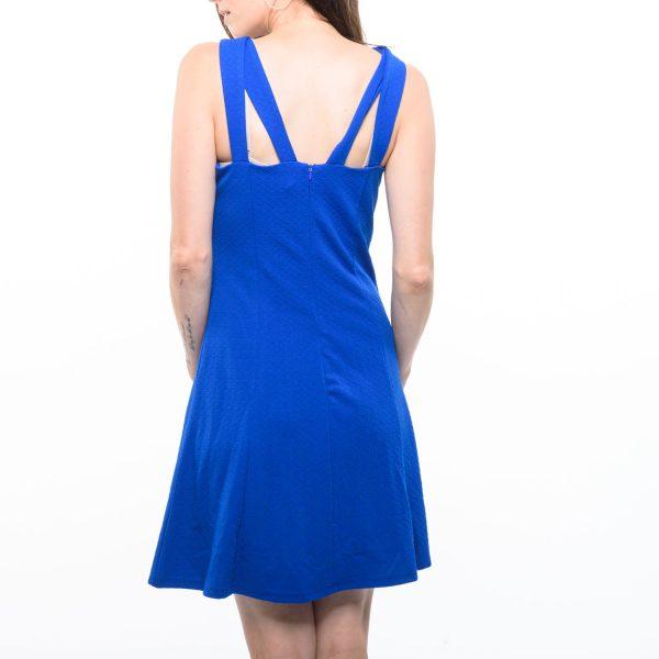 Smashed Lemon kék ruha