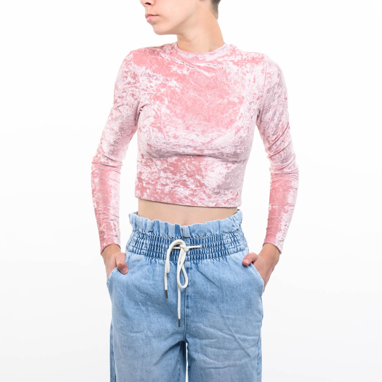 H&M elegáns rózsaszín felső