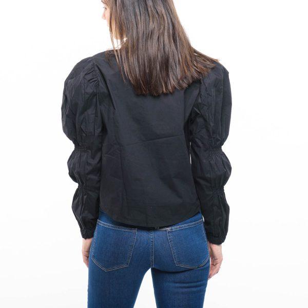 Bershka fekete buggyos ing