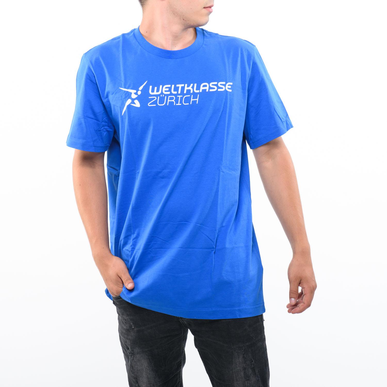 Puma kék póló