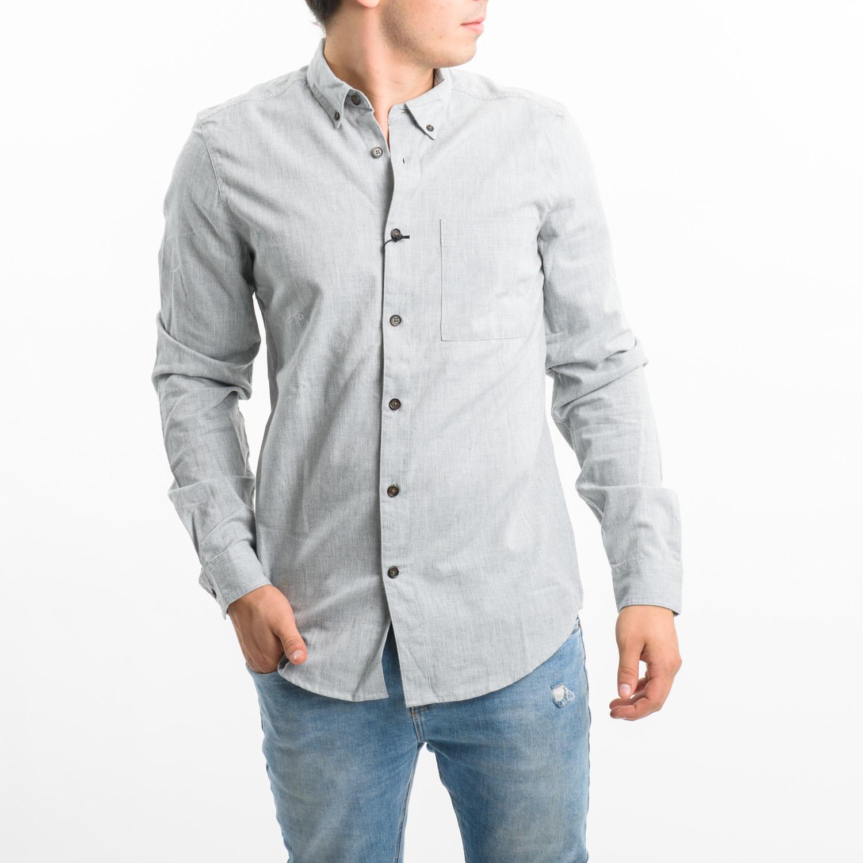 VAILENT férfi szürke ing