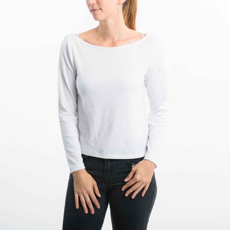 CUBUS fehér pulóver