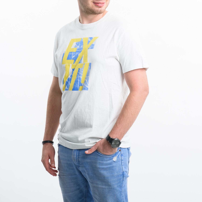VAILENT fehér póló