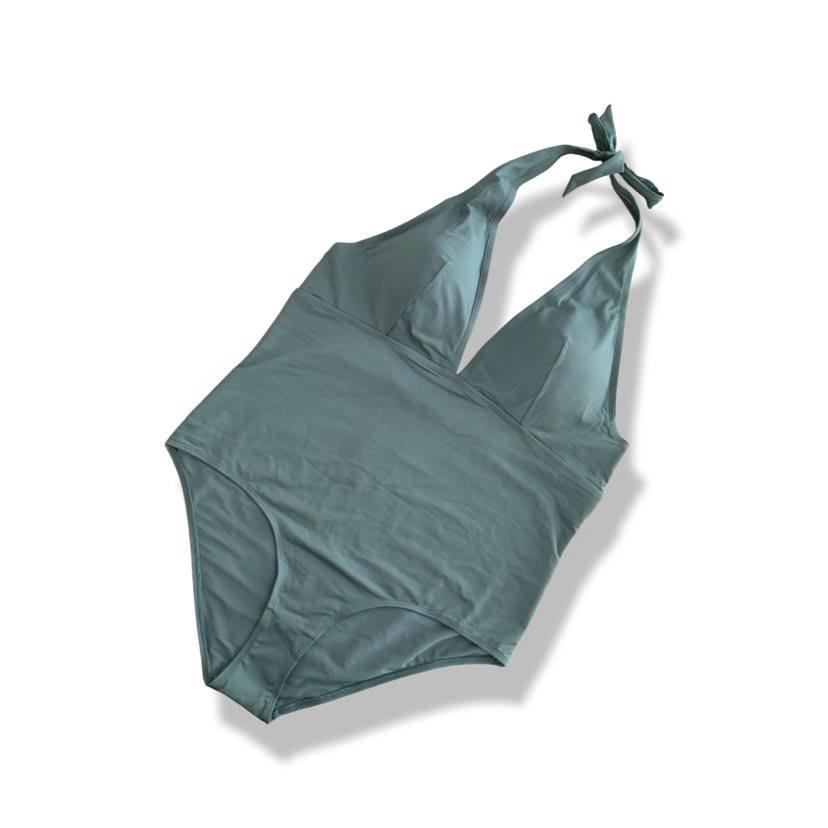H&M zöld fürdőruha